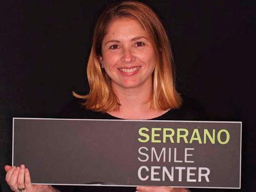 Gente Smile: la sonrisa de Laura