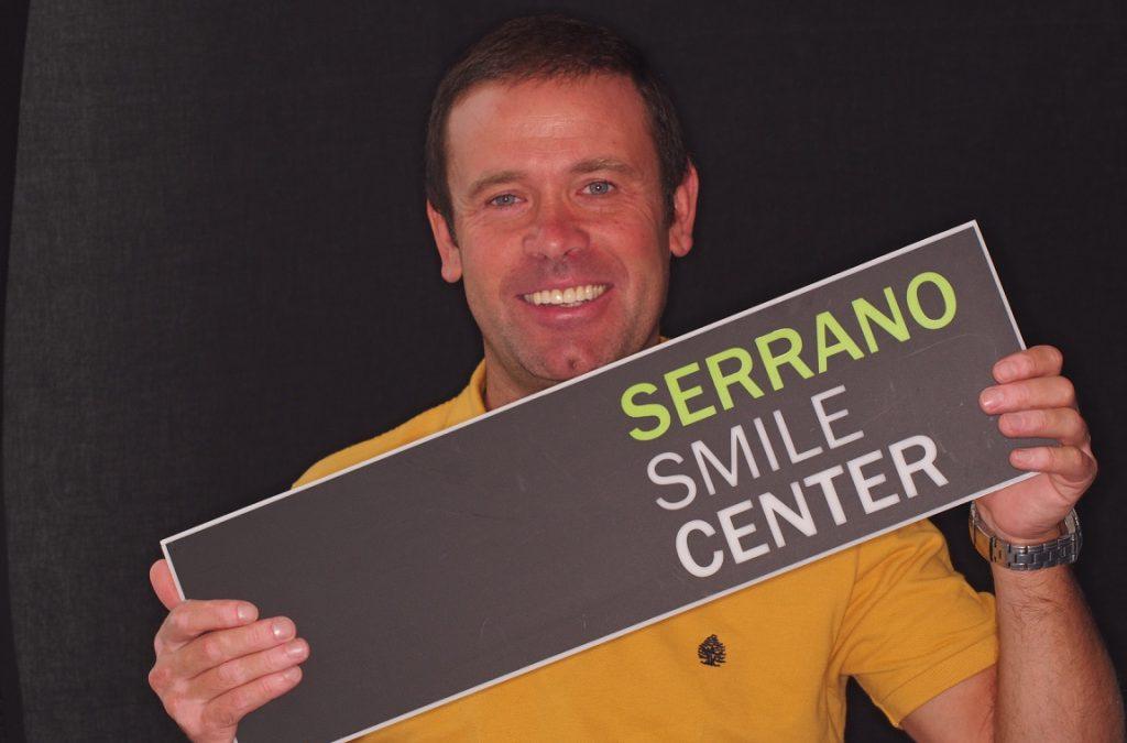 Gente Smile: la sonrisa de César